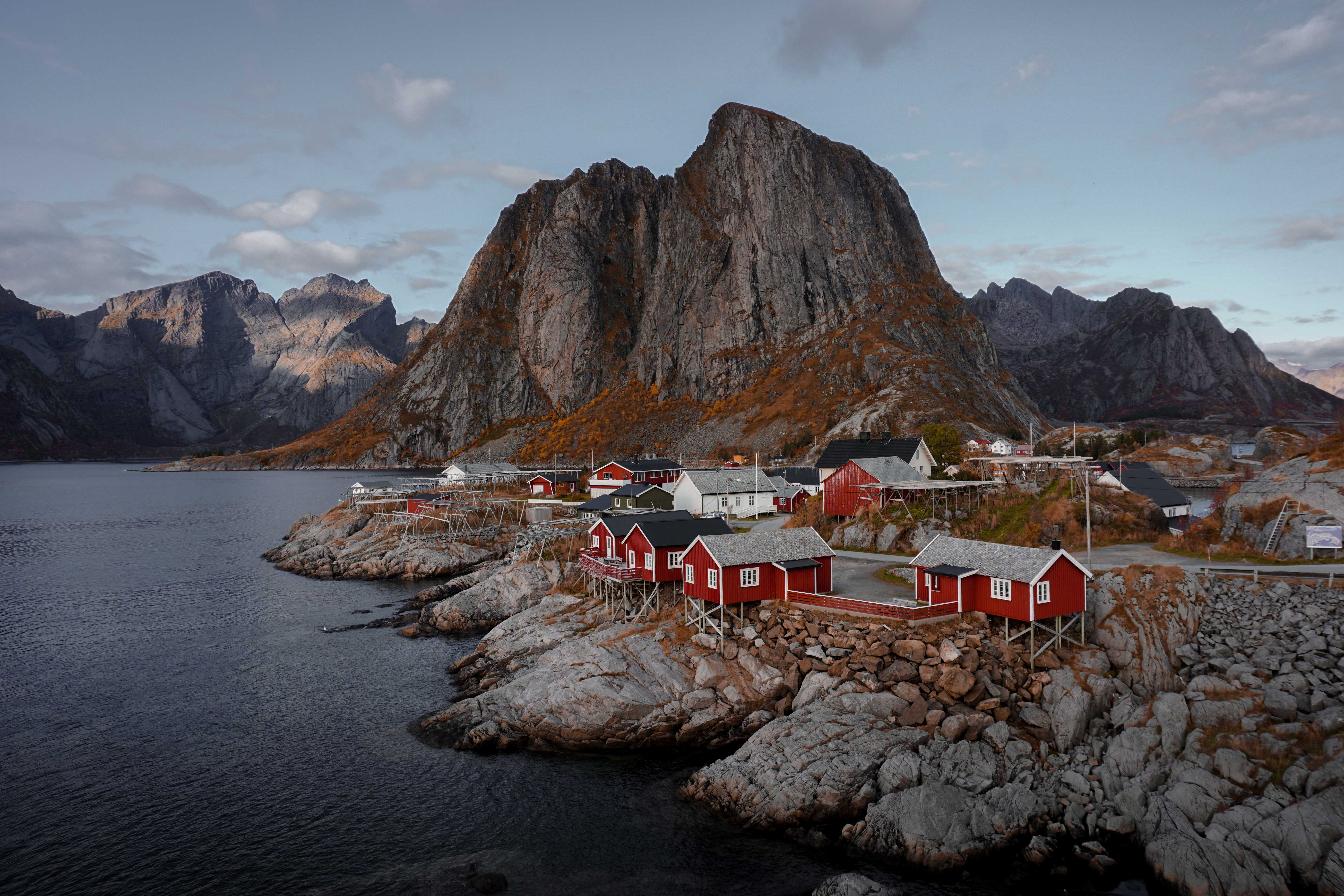 Lofoten part 2: exploring the South