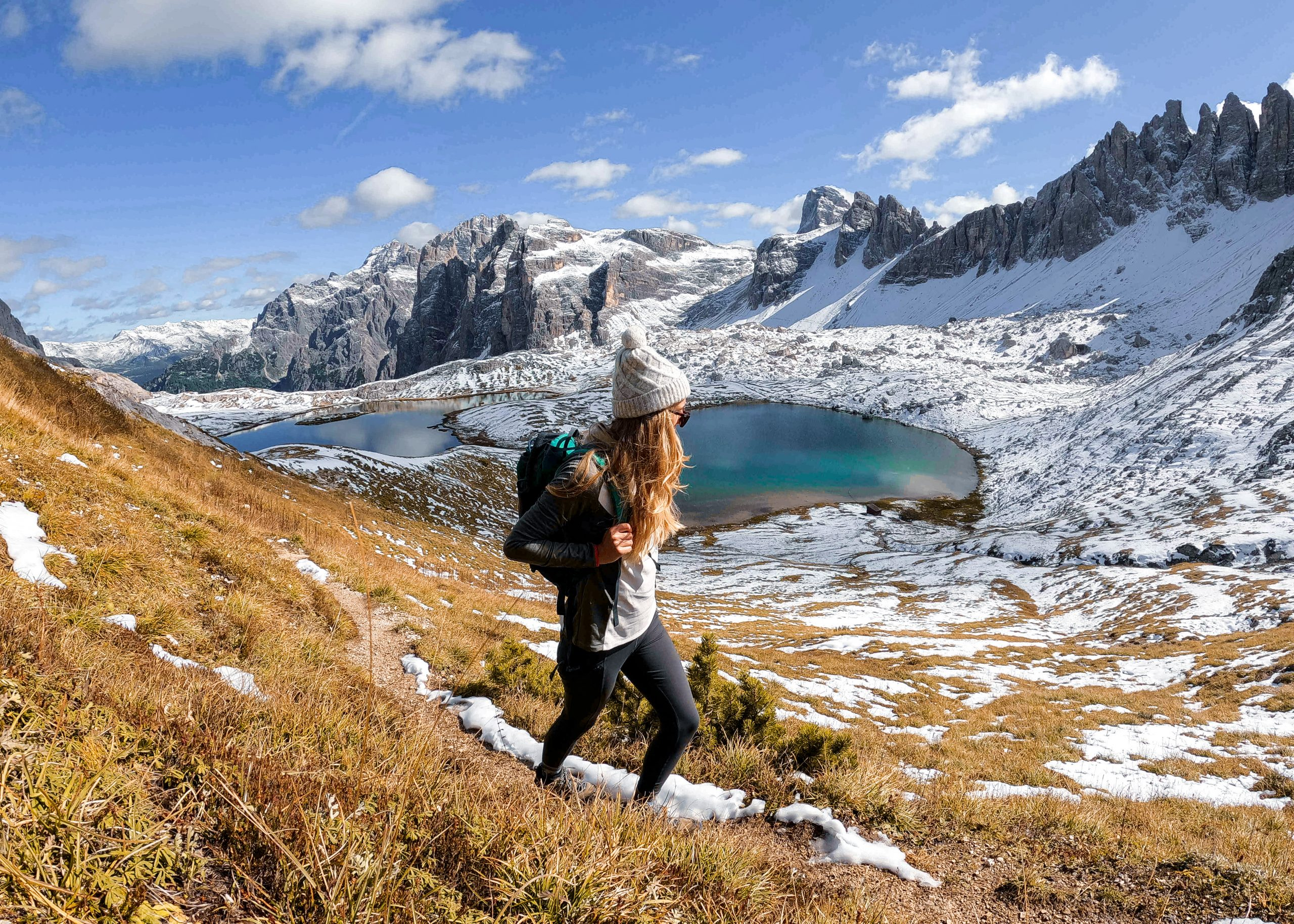 3 days exploring the Tre Cime di Lavaredo area